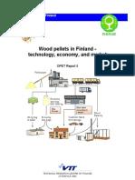 Wood Pellet in Finland