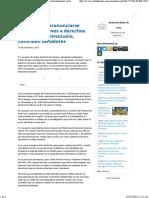 14-12-15 México debe pronunciarse sobre violaciones a derechos humanos en Venezuela, coinciden senadores.pdf