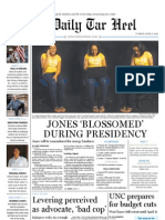 The Daily Tar Heel for April 6, 2010