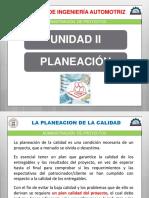 UNIDAD II ADM_PROY_tema Calidad y Comunicacionn