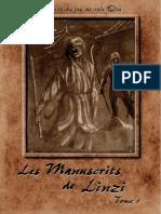 Les manucrits de Linzi (tome 1)