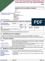 Air1 Ficha de Datos de Seguridad