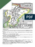 Ecuador Generalidades, Mapa Físico y Económico