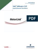 Daniel MeterLink Quick Start Manual, 3-9000-763 Rev B