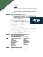 Jobswire.com Resume of kleekwood