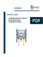 Training - Transducers