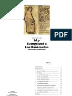 Id y Evangelizad a Los Bautizados - JOSE H. PRADO FLORES