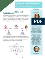 probability and combinatorics  revised  olivia kucan