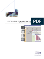 SYXTHSENSE FDX BUILDING MANAGEMENT