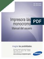 Manual Usuario Epson Ml-1640 Ml-2240