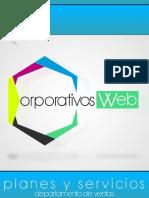 Guia de Planes y Servicios Corporativos Web