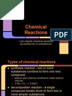 endo  exothermic notes