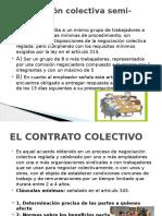 Presentacion Final de Negociacion Colectiva