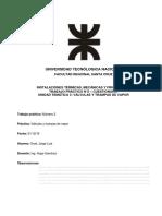 TPN°2  - Valvulas y trampas de vapor