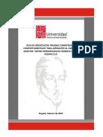 Protocolo Competencias Comportamentales- 2015 (1)