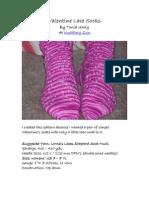 valentine lace sock[1]