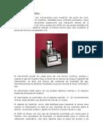 Traducción Manual Higrómetro Shaw SADP SADP-TR