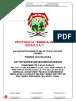 propuesta tecnica