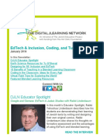 DJLN January 2016 Newsletter