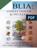 Biblia - Confectionam Si Invatam