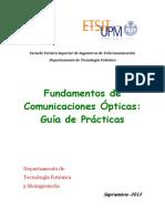 Fundamentos de comunicaciones opticas