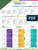 Calendario Escolar 2015 - 2016 Venezuela