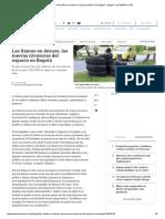 Desecho de Neumáticos Invaden El Espacio Público de Bogotá - Bogotá - ELTIEMPO