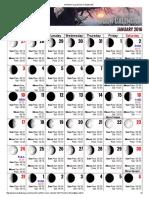Ghana Full Moon Calendar