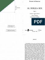 Al Doilea Sex (2 Volume)