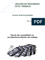 Control Total de Pérdidas 1 GRUPO