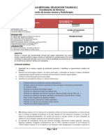 Protocolo IV y Fluidoterapia