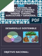 Plan Nacional de Desarrollo Sostenible