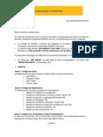 Guía e Instrucciones Solicitud Admisión EXADEP