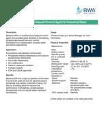Belclene 400 Technical Data Sheet IWT 8.5x11