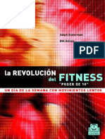 [Bill Schley, Adam Zickerman] La Revolucion Del Fitness