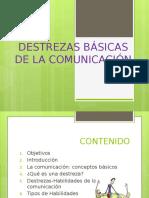 Destrezas Basicas de La Comunicacion