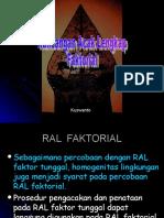 Kwt-Rancob1-9.RAL-FAKTORIAL.ppt