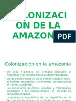 Colonización de La Amazonia