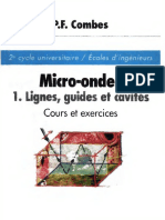 P.F.combes Micro Ondes