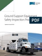 Ground Support Equipment Safety Inspection Program 2014