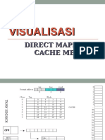Visualisasi Direct Mapping
