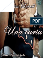 Christin Lovell - Serie Un Soldado - 1 Una Carta