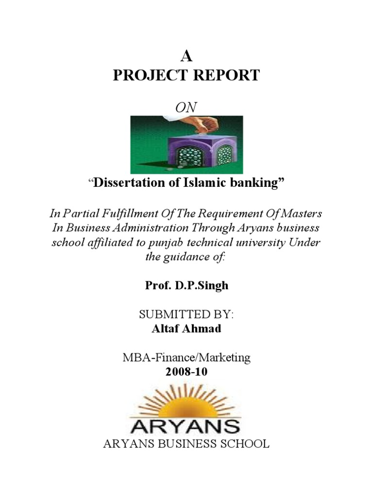 banking dissertation topics