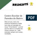 2014 Jornal O Sorridente n4