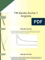 FM Banda Estrecha Y Angosta