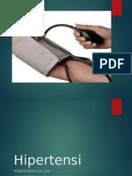 penyuluhan  hipertensi pkm cililin
