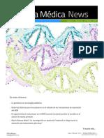 Newsletter-genetica medica