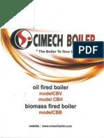 Cimech Boiler Brochure