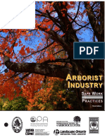 Arborist Industry - Safe Work Practices