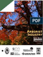 Arborist Industry - Safe Work Practices